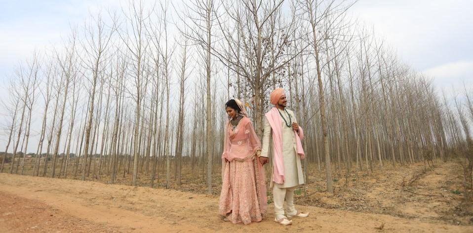 Sikh Parsi Wedding