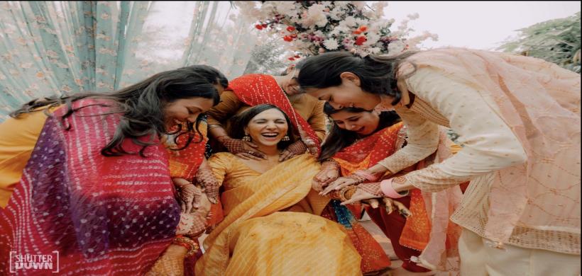 Farmhouse Wedding in Delhi
