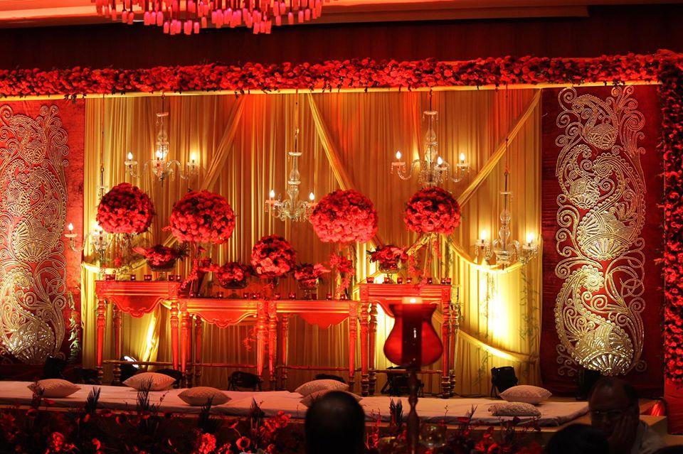 wedding hall decoration idea