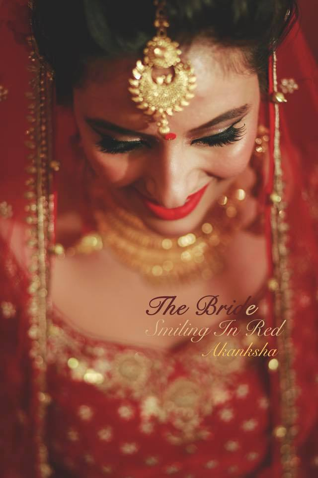 Matha Tikka for Bride