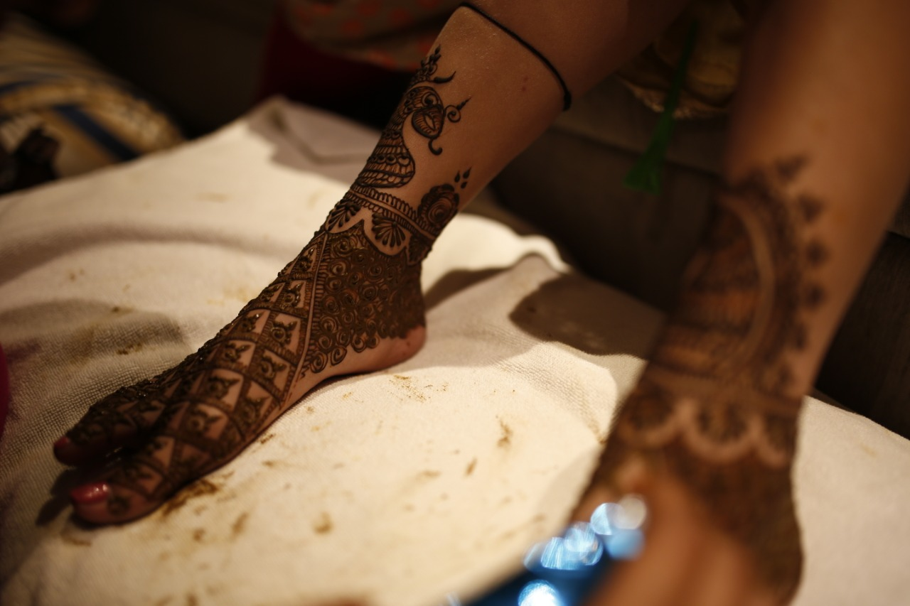 Best mehendi artist in Udaipur