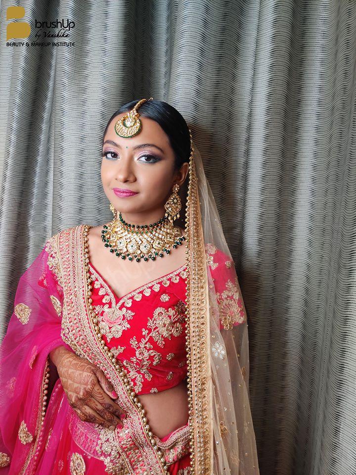 Bridal Nude Makeup