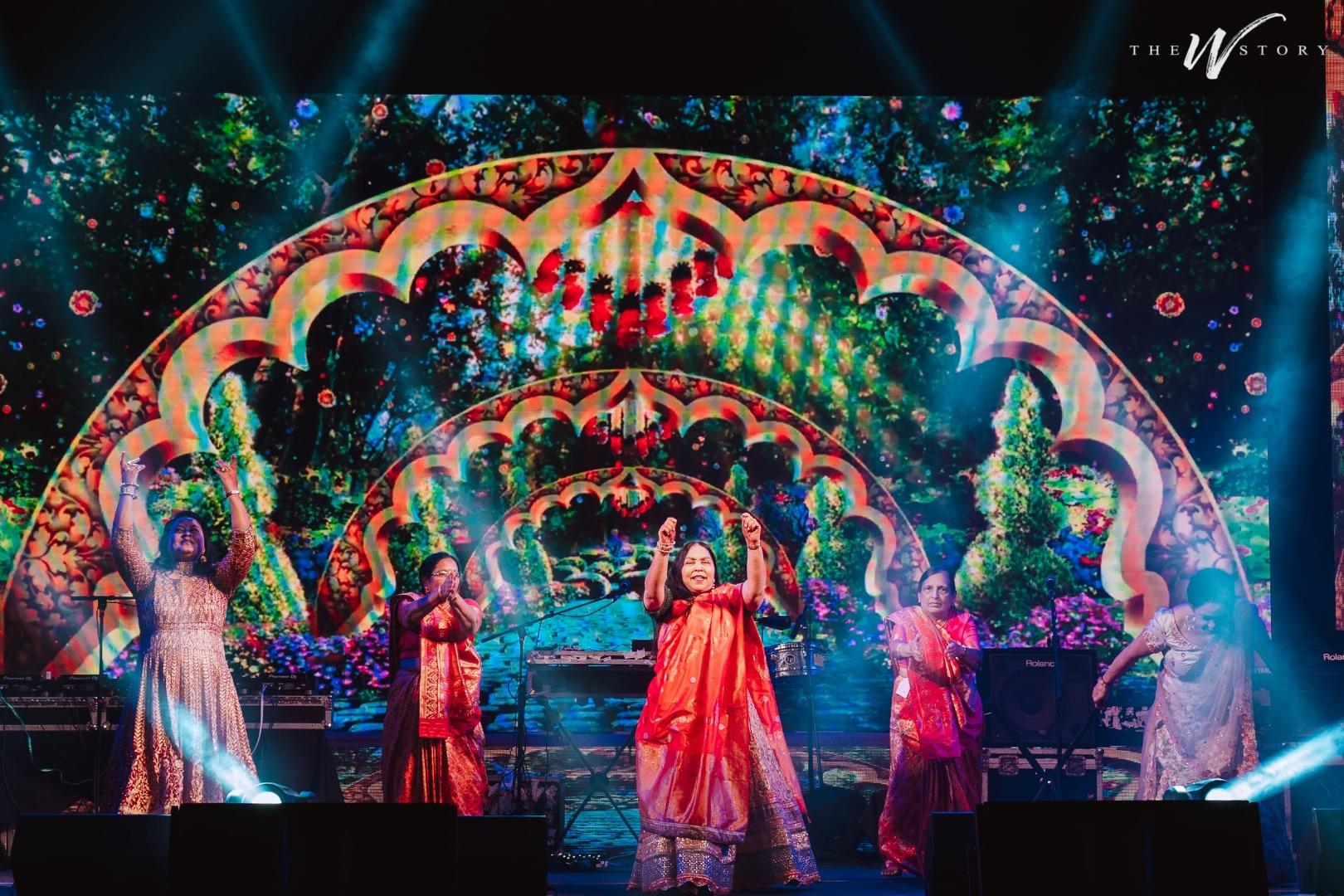 Family Sangeet Dance