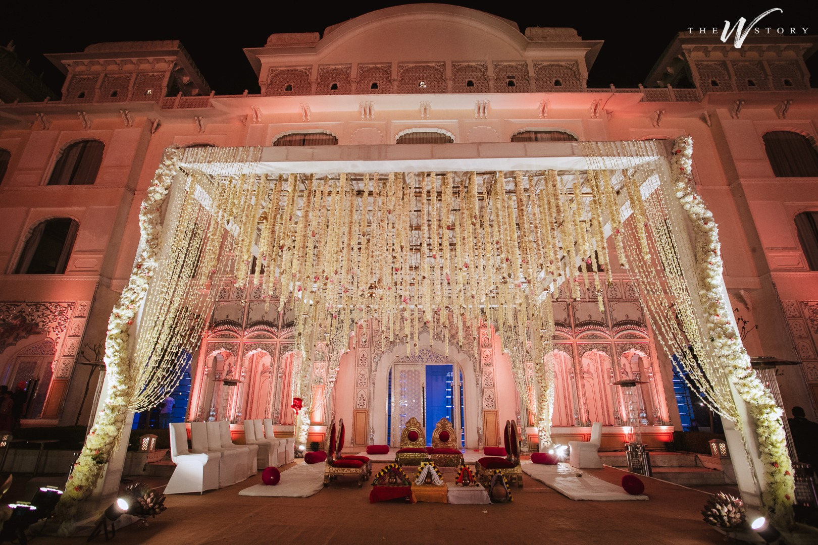Stunning Mandap Decoration