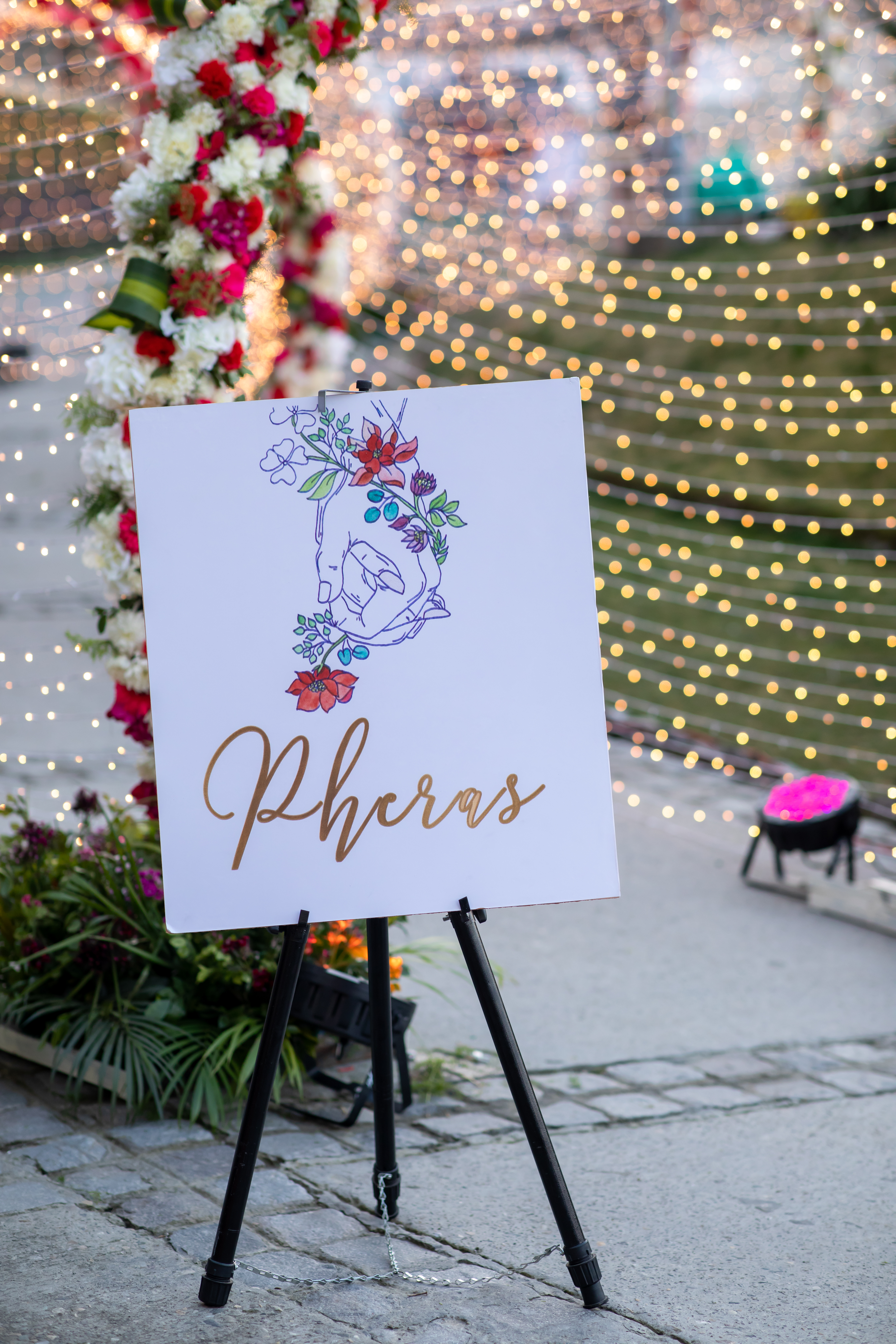 Quirky Signboard Ideas for Your Wedding