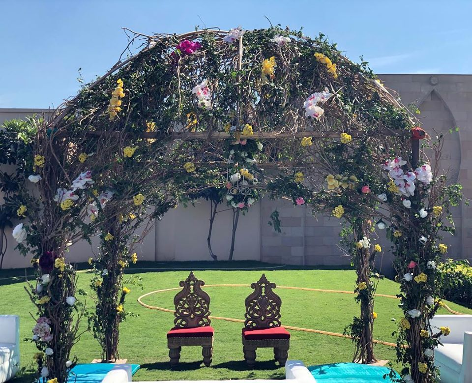 outdoor mandap decoration ideas