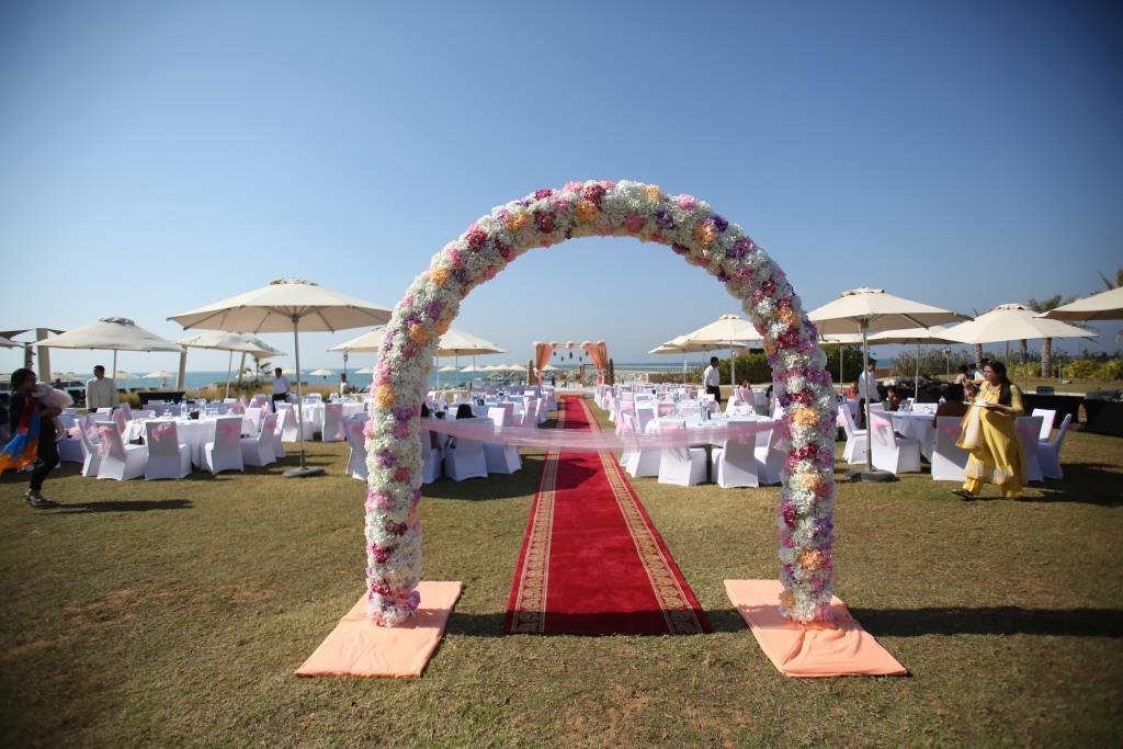 Floral theme decor