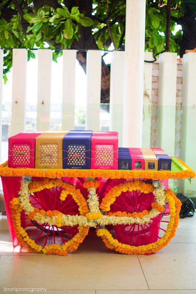 Haldi decorations