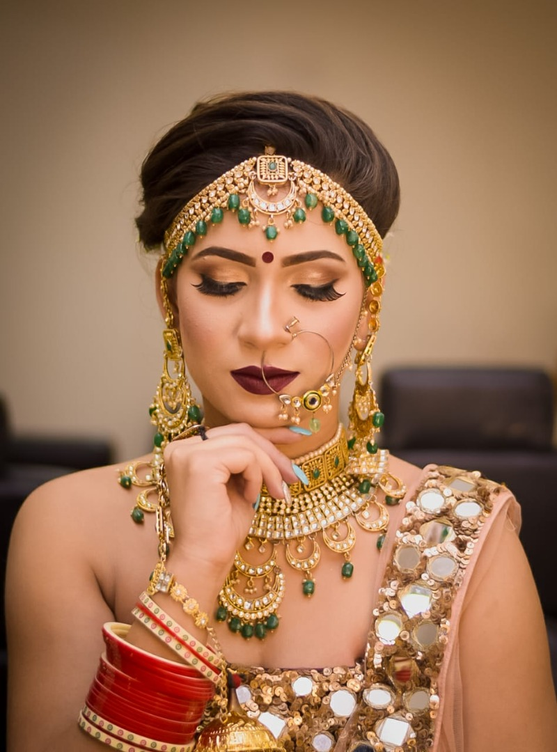 Trending Indian Bridal Looks
