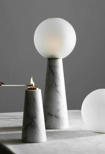 Marble Tea Light Holder