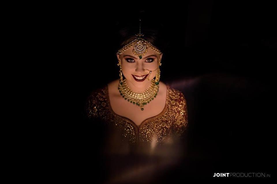 Beautiful Bridal Choker