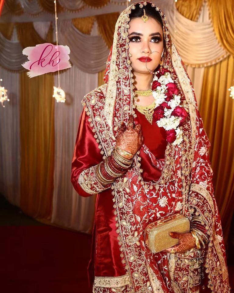 Muslim Bridal Attire