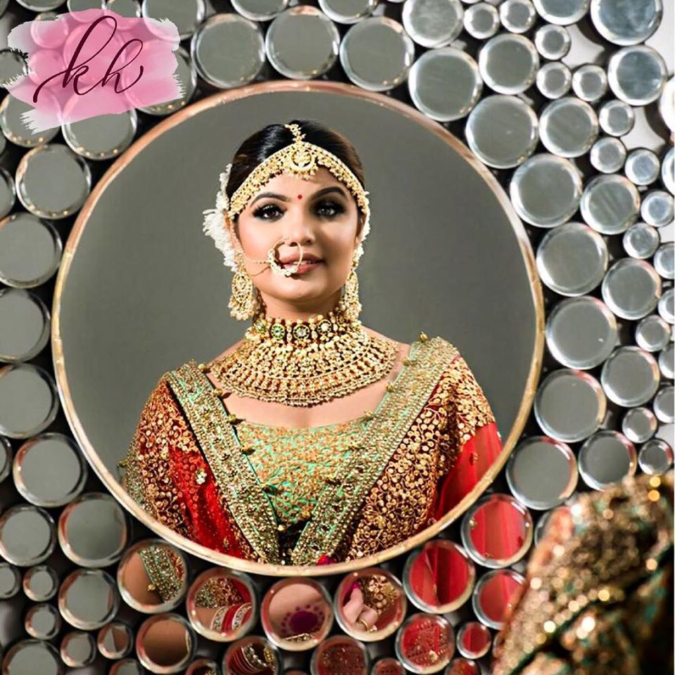 Royal Indian Bridal Outfit