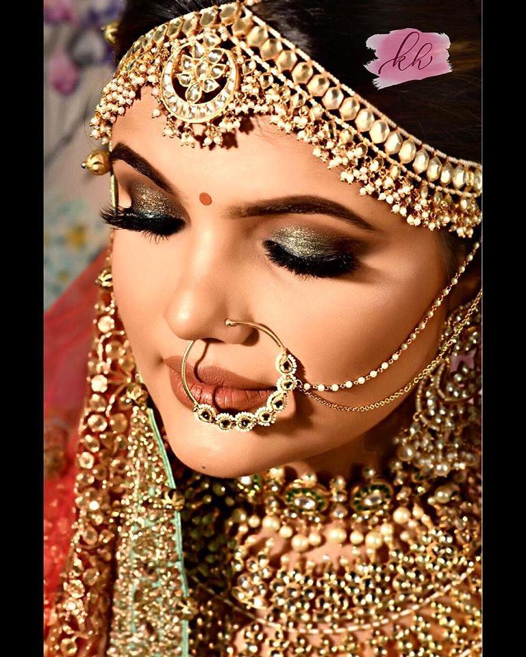 False Eye Lashes for Bride