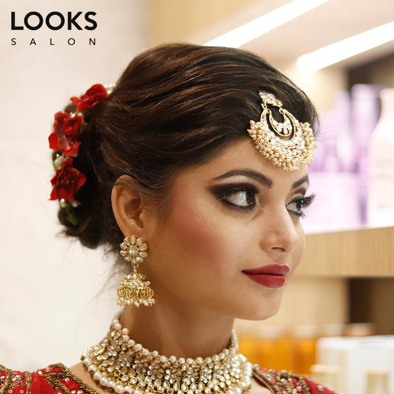 Bridal Makeup Images of Looks Salon