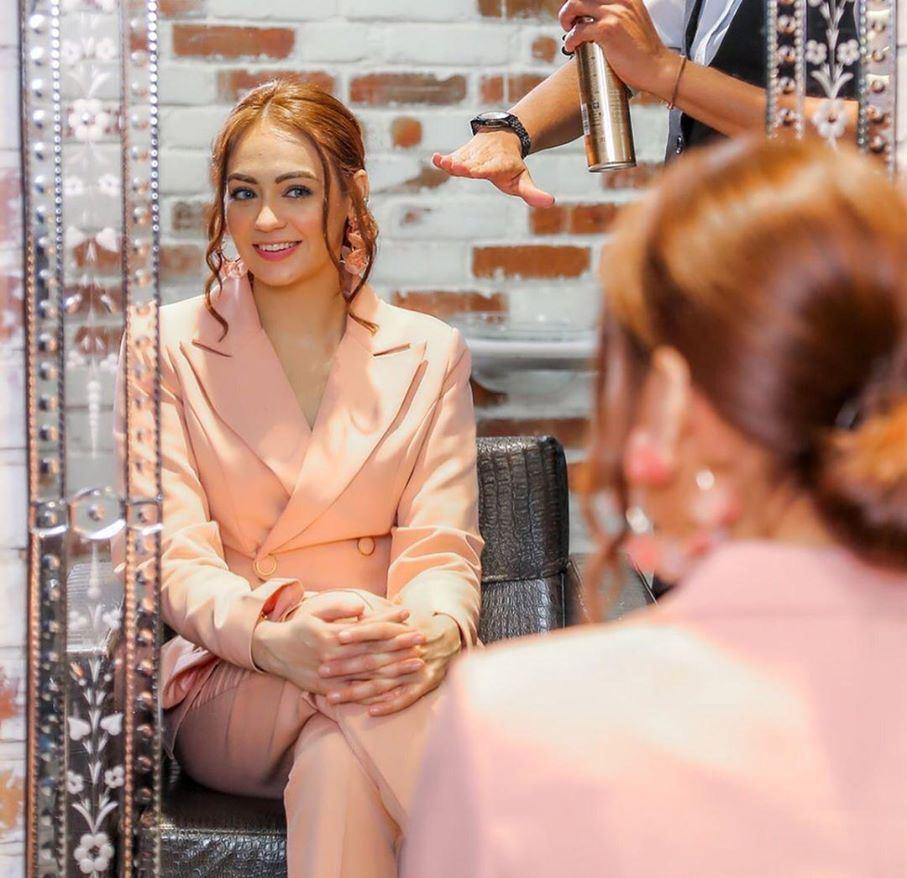 Hairstyling at Looks Salon Delhi