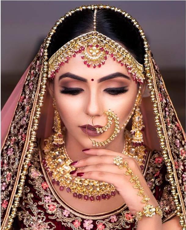 Bridal Makeup Price at Looks Salon Delhi