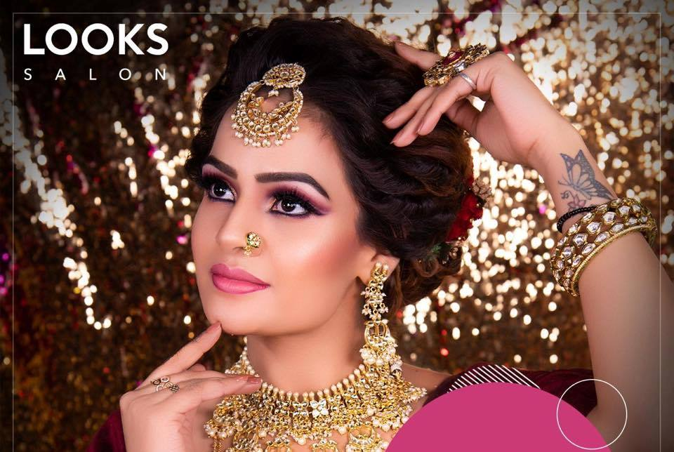 Bridal Makeup Packages by Looks Salon