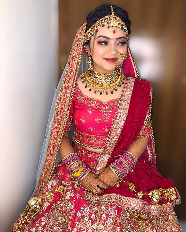 Multi Color Bridal Jewelry