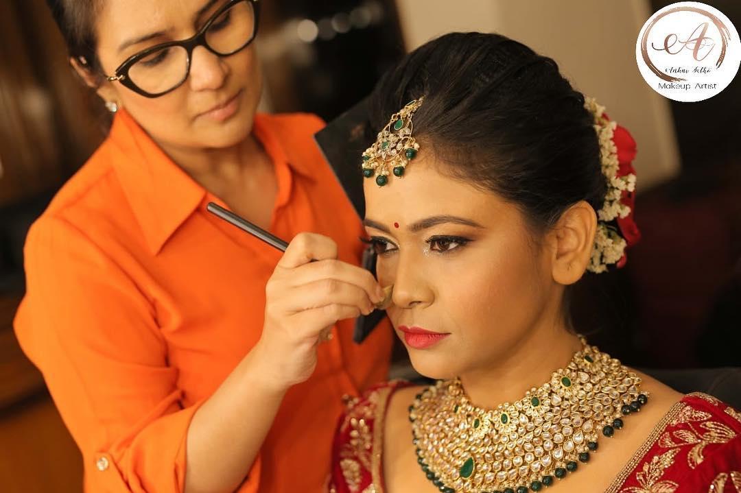 Makeup by Ankur Sethi