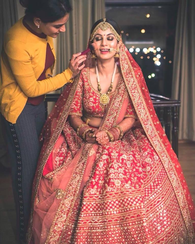 Best Makeup artist for Bridal Makeup