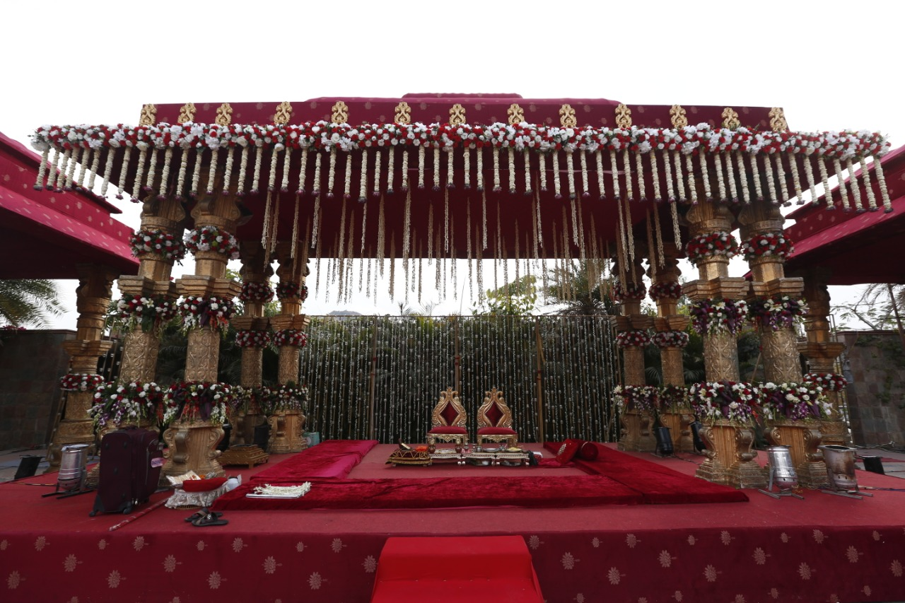Mandapam decoration (1)