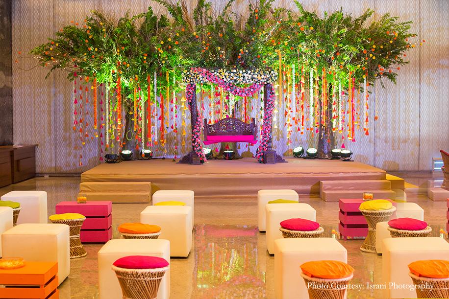 Mehendi ceremony decoration ideas