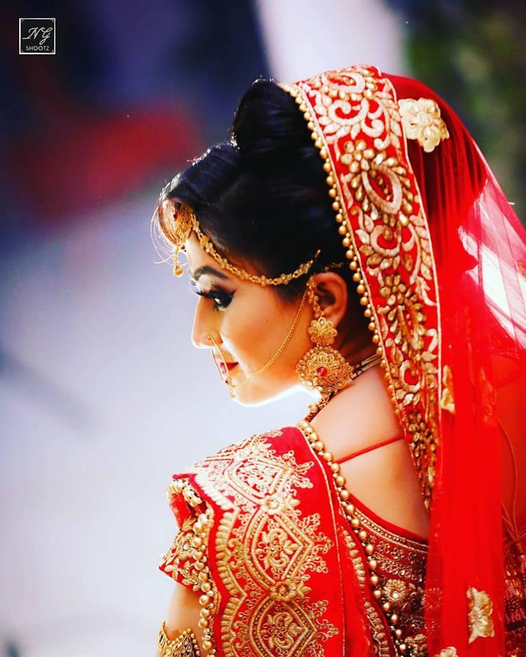Red Bridal Dresses for Wedding
