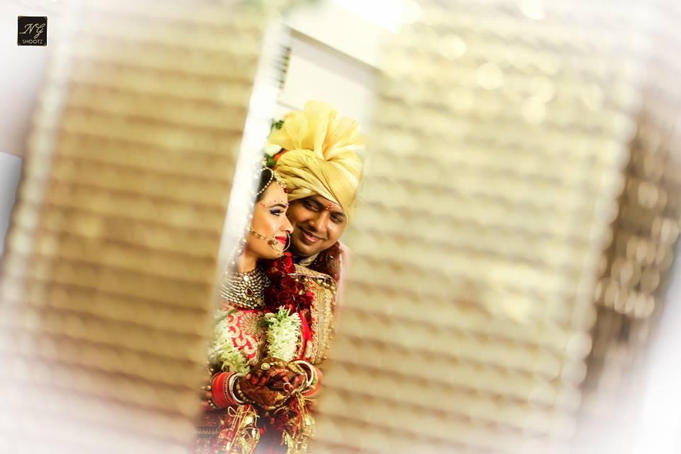 Intimate Couple Shots for Wedding