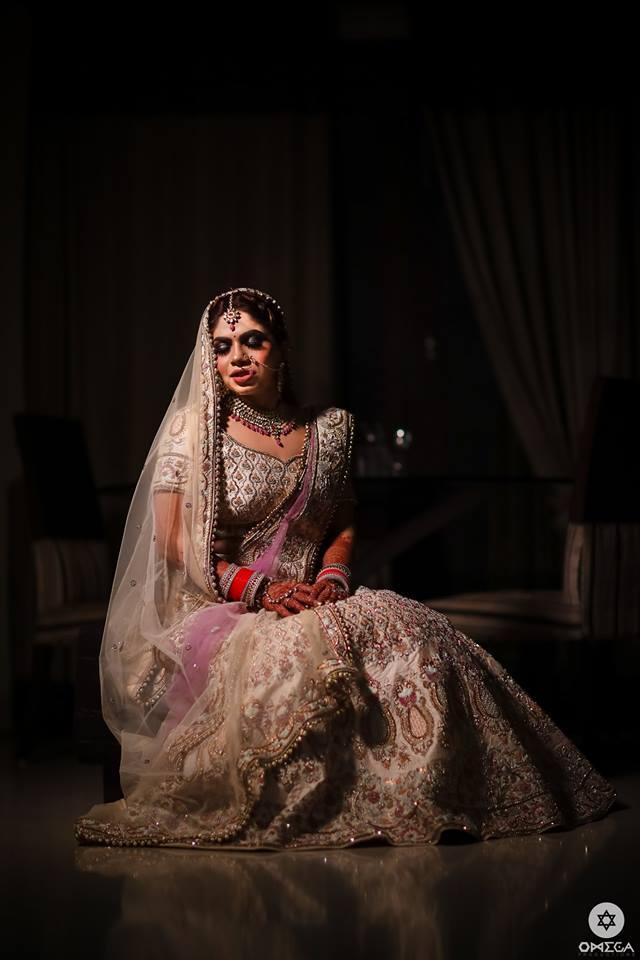Offbeat Bridal Lehenga