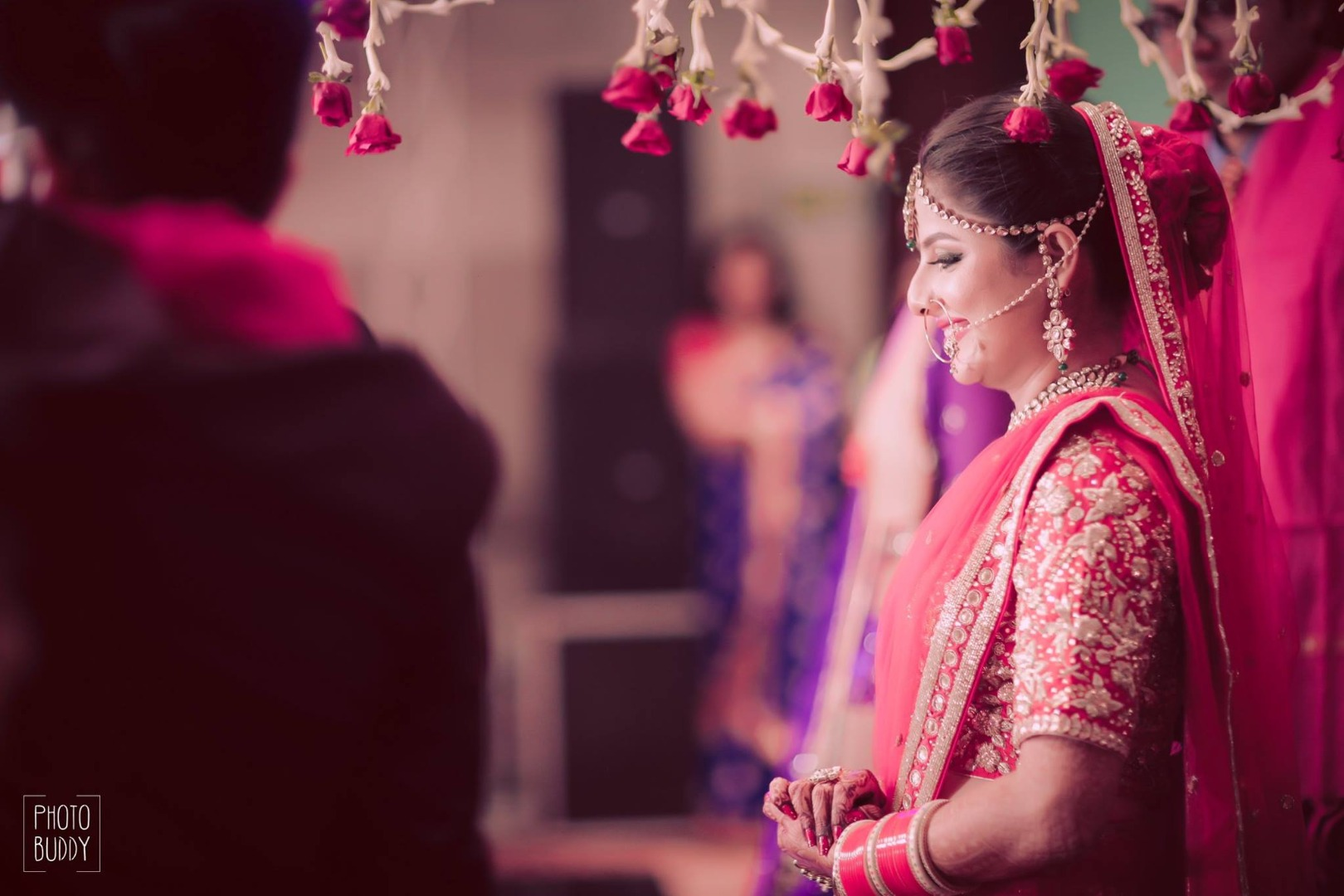 Bridal Entry Photography