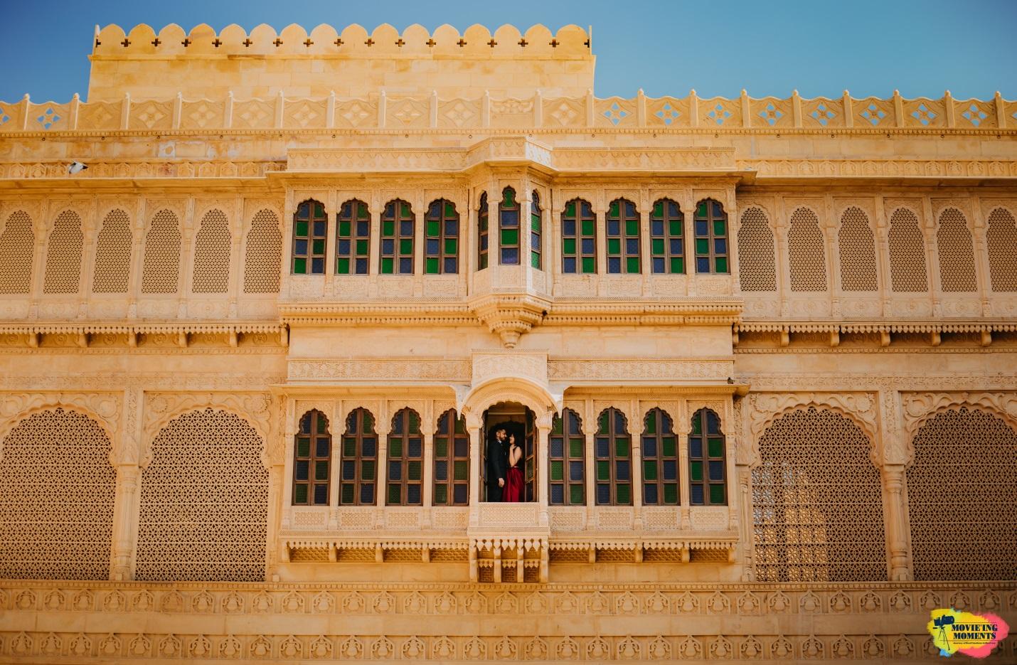 Prewedding shoot ideas in jaisalmer