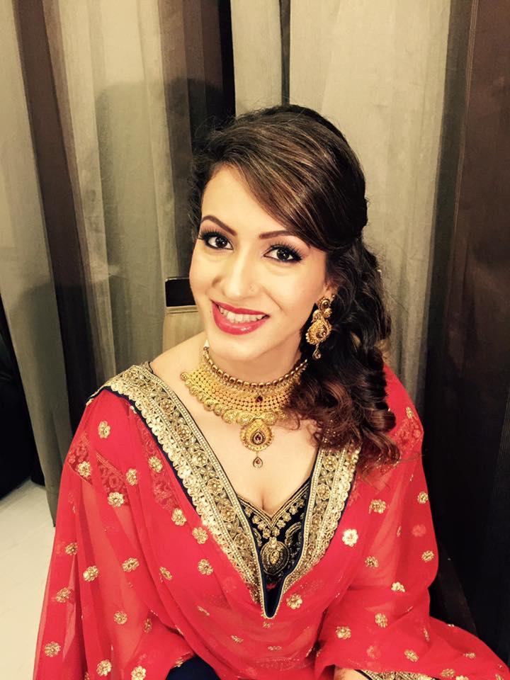 Muslim Bridal Makeup