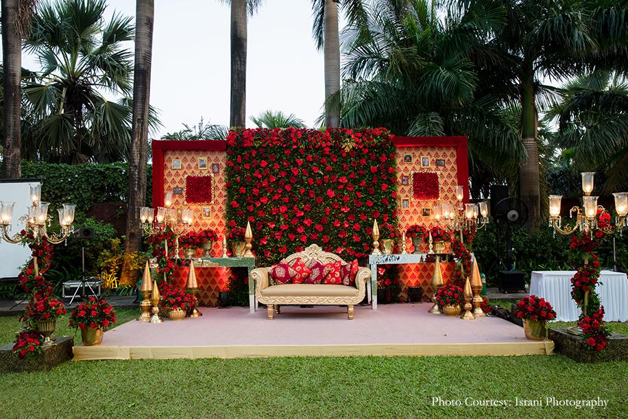 Sangeet Stage Decoration Ideas