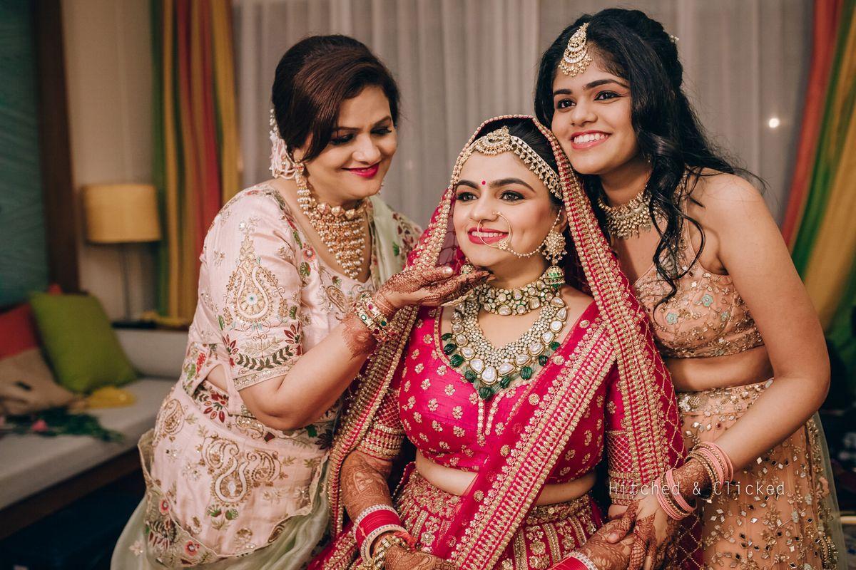 Sanyasachi bridal lehenga