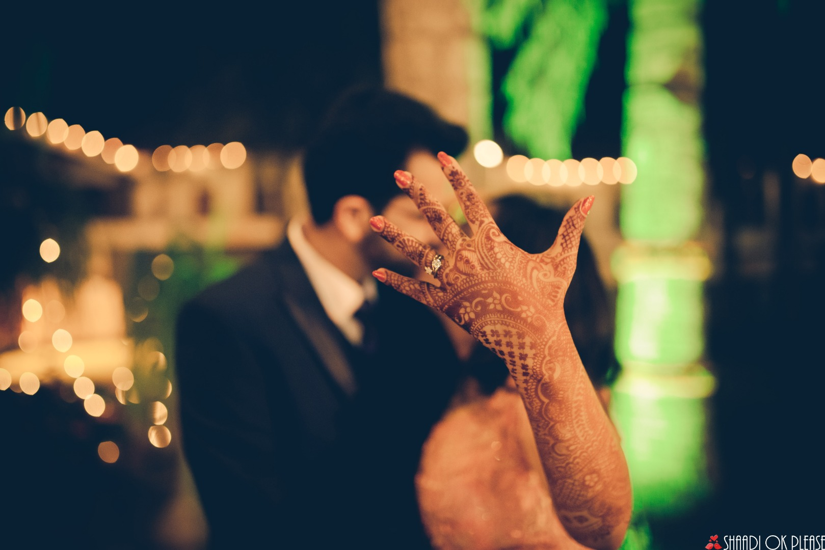 Indian Engagement Photography Ideas