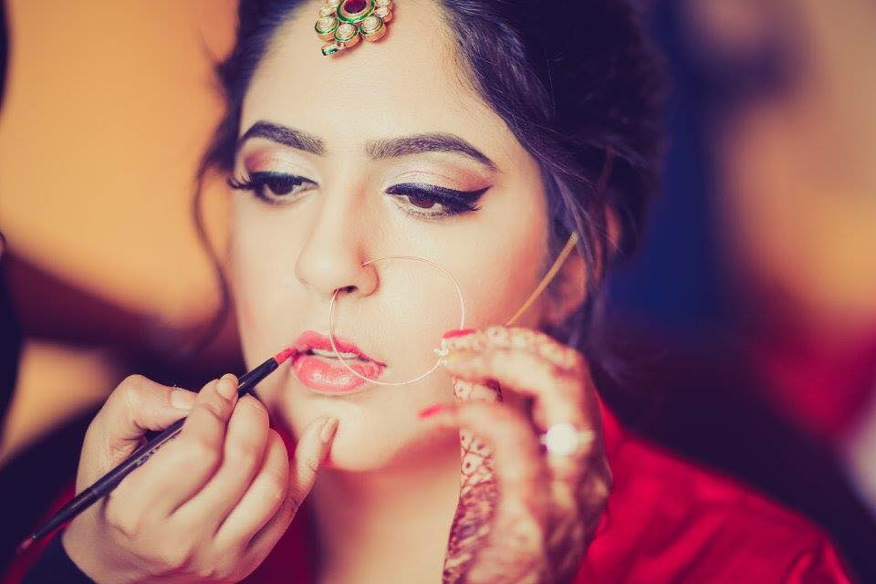 Shruti Sharma Makeup Artist