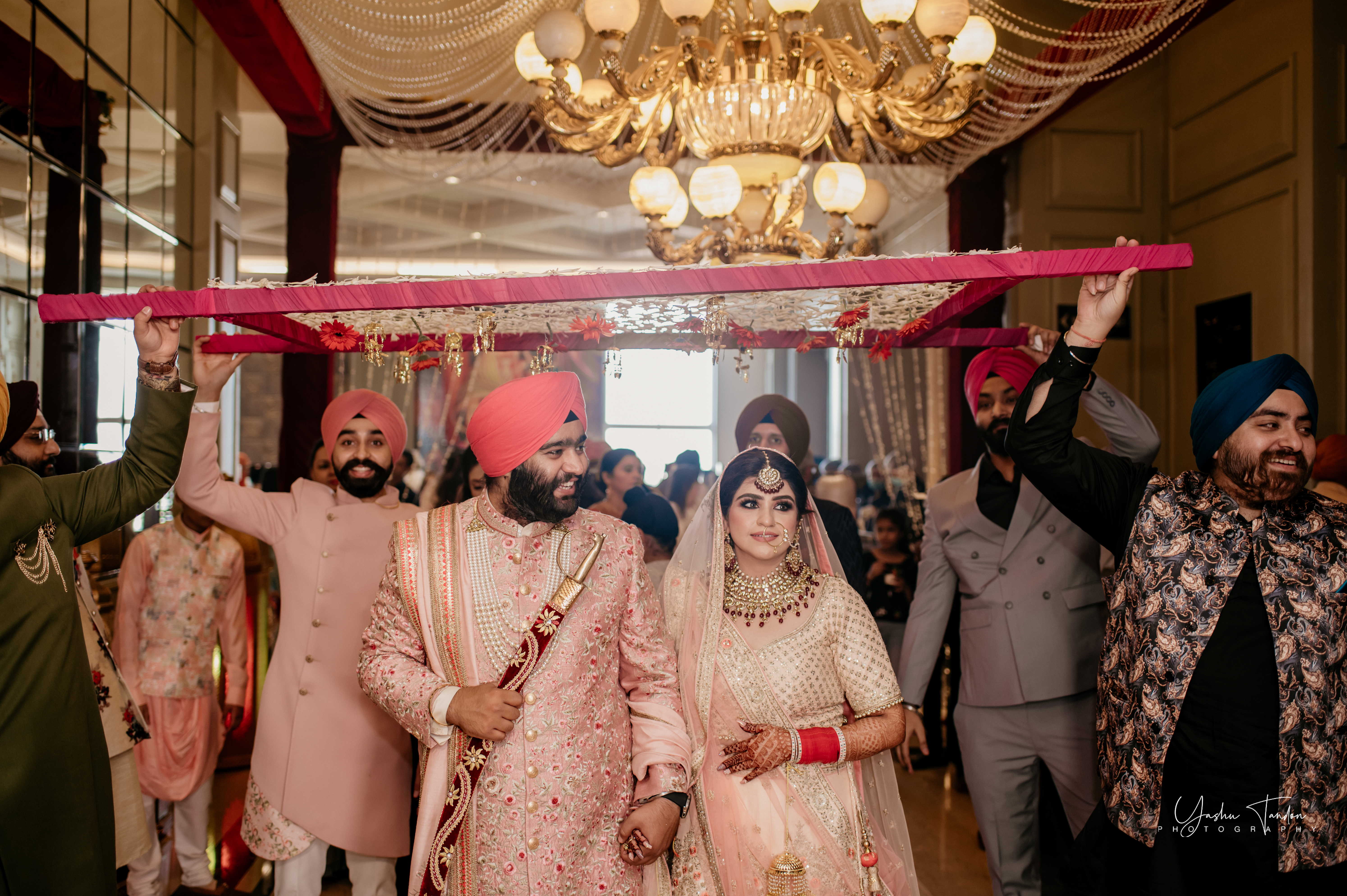 Best Wedding Couple Entry Pictures
