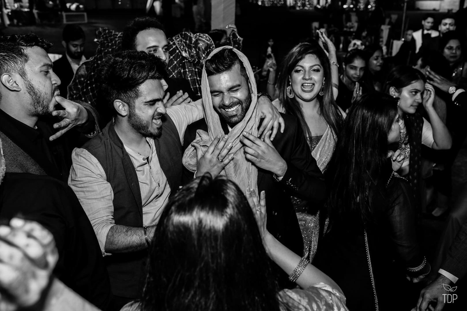 Indian Wedding Dance Floor