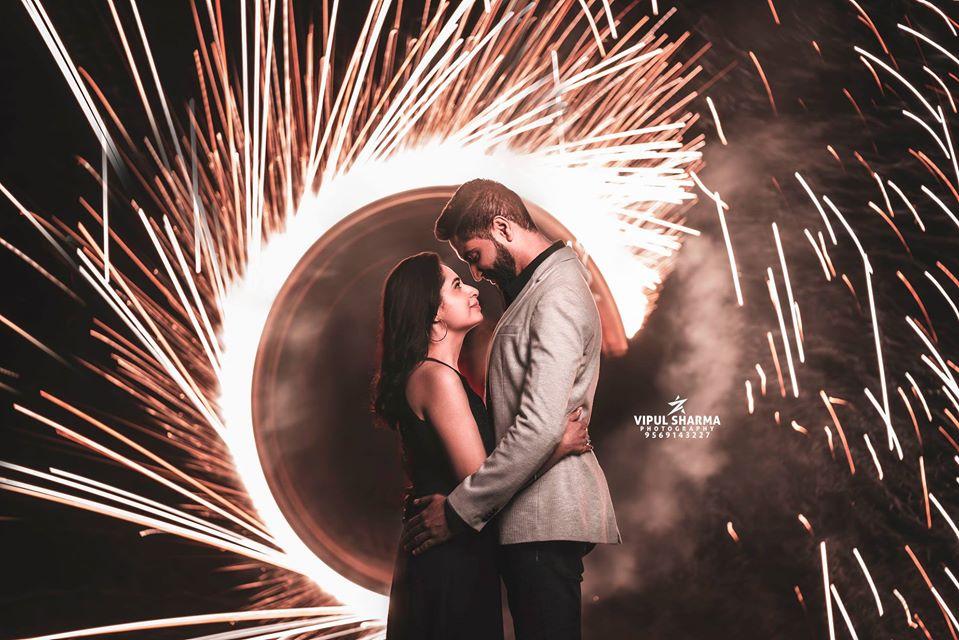 Couple Pre Wedding Photography