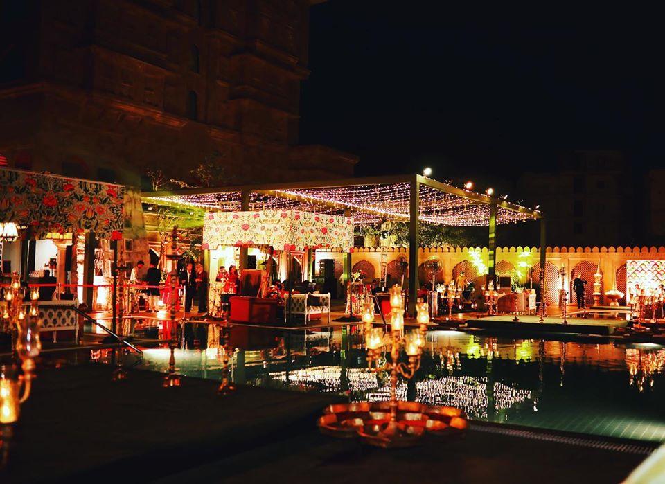majestic wedding decoration theme