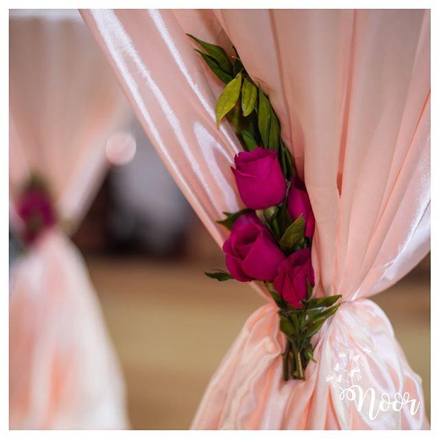 rose flower decoration idea