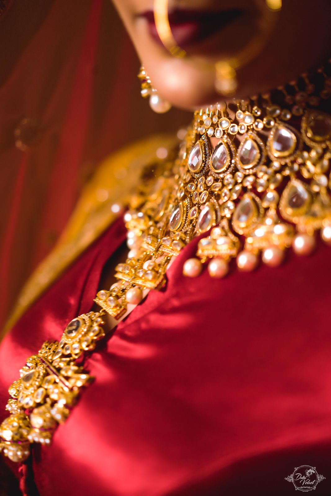 gold bridal jewellery indian designs