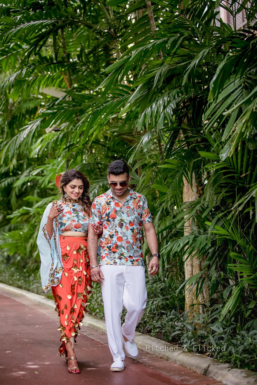 pre wedding shoot at hua hin
