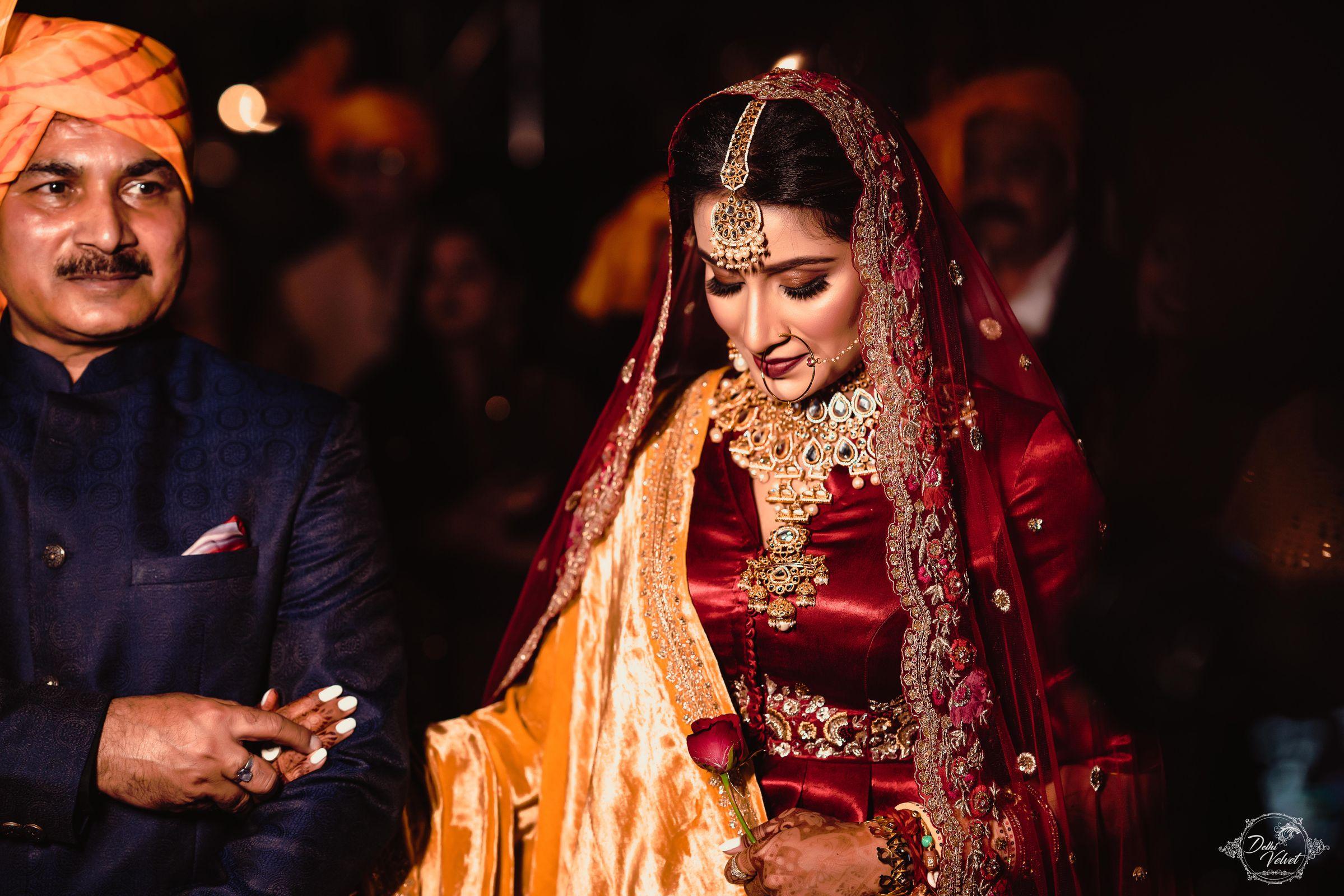 the wedding bride
