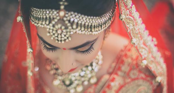 Bridal Matha Tikka